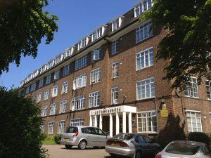 Neo Georgian london deco flats | neo-georgian